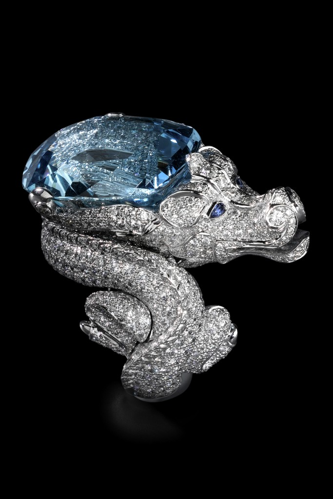 Bague Dragon Cartier